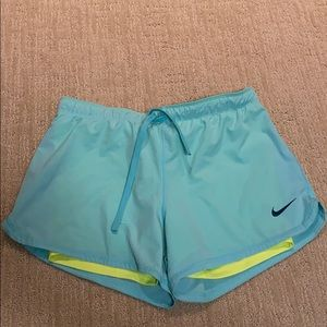 Light Blue Nike Dri-Fit Pants!